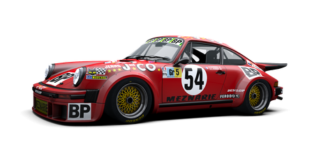 Interscope Racing - #54