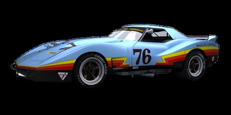 John Greenwood Racing - #76