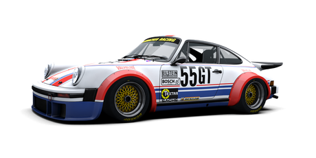 Kannacher Racing - #55