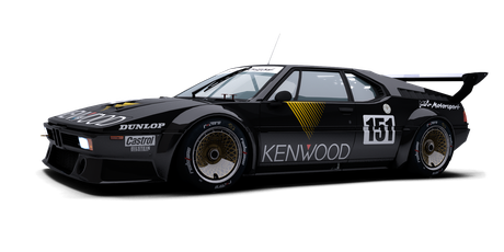 Kenwood Team MK-Motorsport - #151