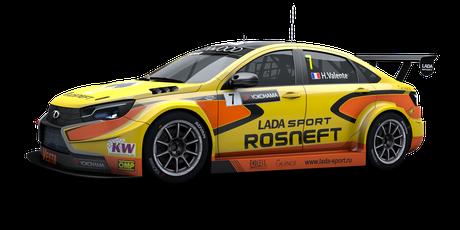 LADA Sport Rosneft - #7