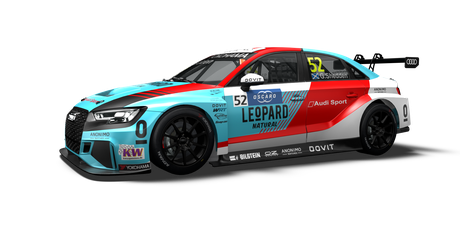 Leopard Racing Team Audi Sport - #52