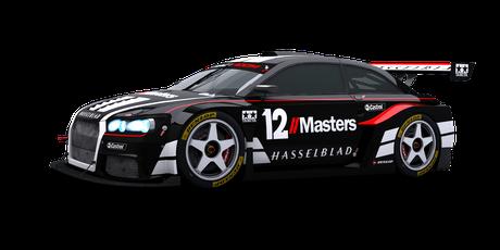 Masters Motorsport - #12