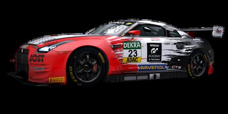 MRS GT-Racing - #23