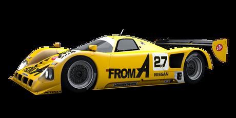 Nissan Motorsport - #27