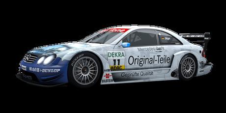 Persson Motorsport - #11