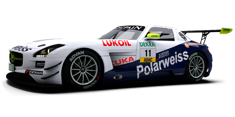 Polarweiss Racing - #11