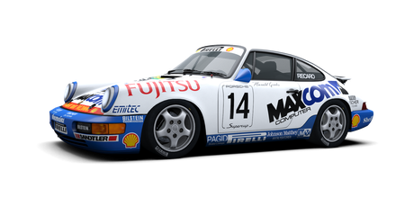 Porsche Motorsport - #14