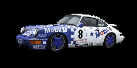 Porsche Motorsport - #8