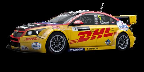 Chevrolet RML Cruze TC1 2017