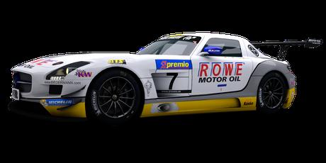 Rowe Racing 24H - #07