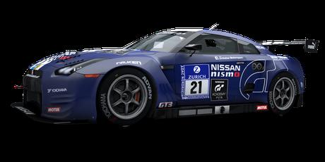 Schulze Motorsport - #21