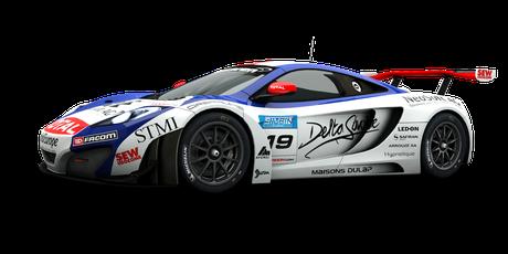 Sebastian Loeb Racing - #19