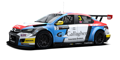 Sébastien Loeb Racing - #3