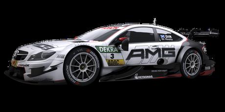 SILBERPFEIL Energy Mercedes-AMG - #3