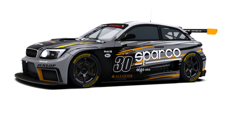 Sparco Racing - #30