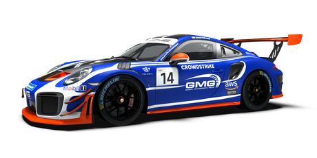 Spirit Race Team Uwe Alzen Automotive - #14