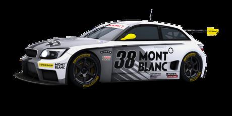 Team Mont Blanc - #38