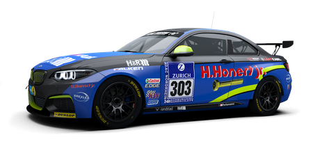 Team Scheid-Honert Motorsport - #303