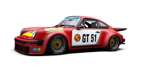 Tebernum Racing George Loos - #51