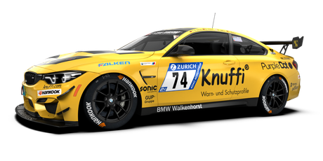 Walkenhorst Motorsport - #74