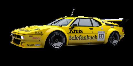 Winkelhock Racing - #81