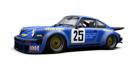 Wrangler Racing Team - #25
