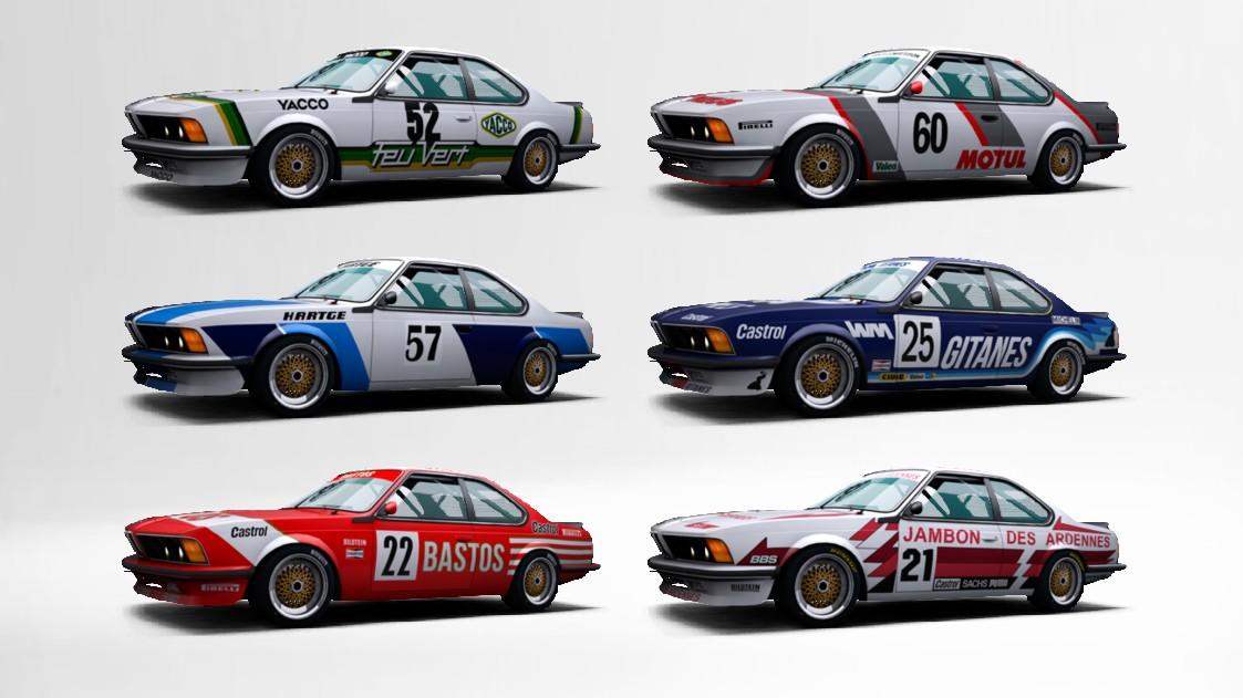 BMW 635 CSI - Store - RaceRoom Racing Experience