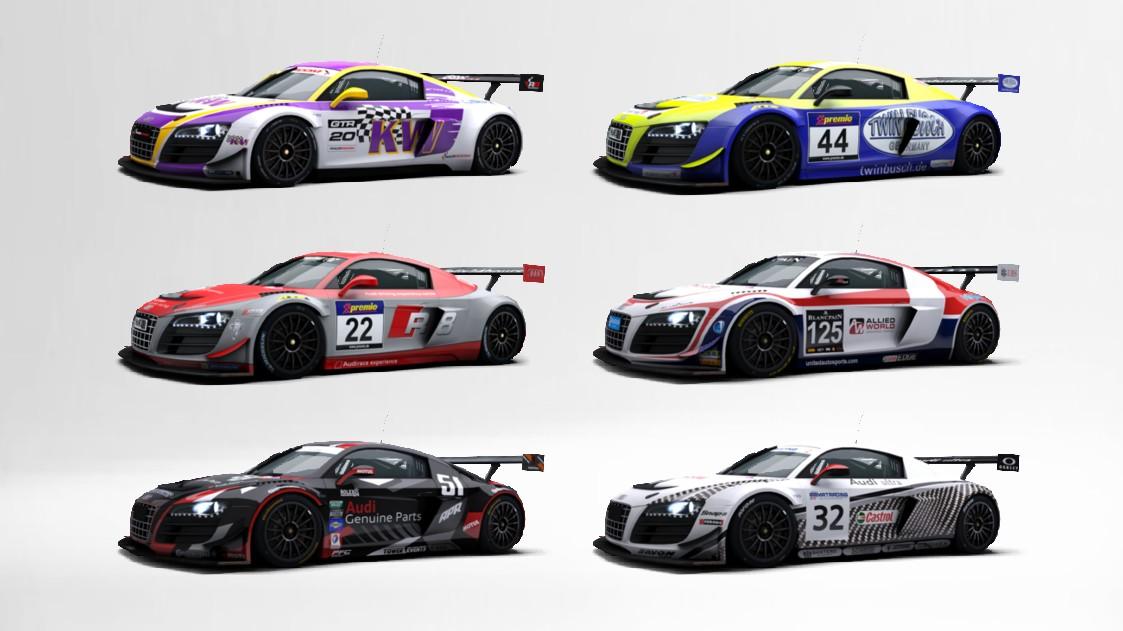 Audi R LMS Ultra Store RaceRoom Racing Experience - Audi r8 lms