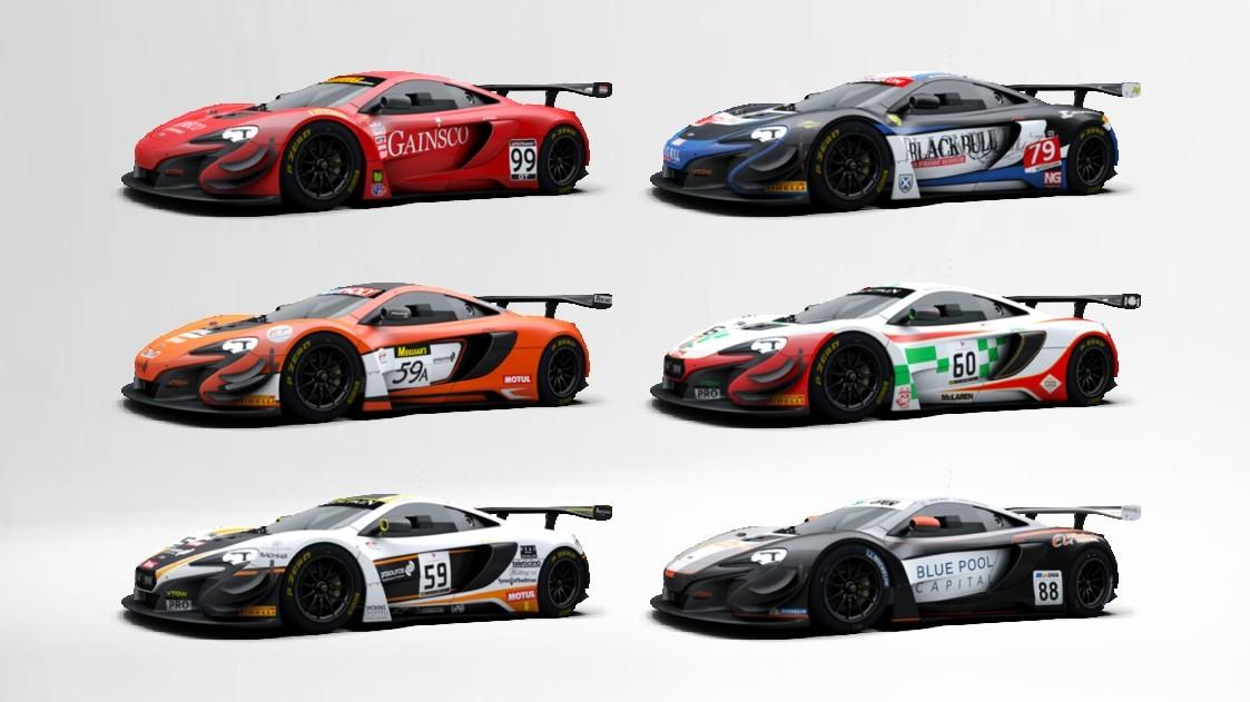 Mclaren 650s Gt3 Store Raceroom Racing Experience