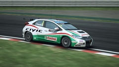 Honda Civic WTCC